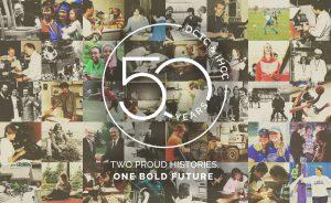 50 Years Slide